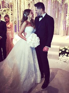 Sofia Vergara and Joe Manganiello Wedding in Florida