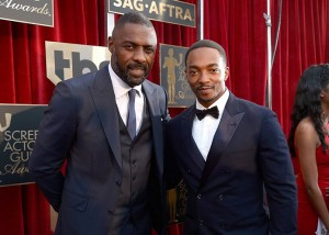 Vouge- Idris Elba and Anthony Mackie copy