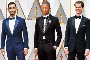 2017 academy awards best dressed men
