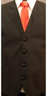 Poppy Cravat Striped Tie