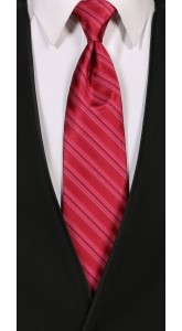 Passion Cravat Striped Tie