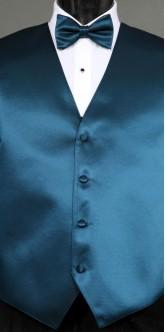 Peacock Savvi Solid, Bow Tie