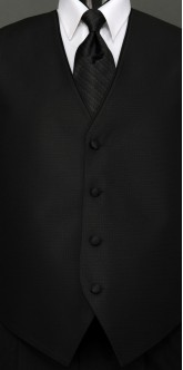 Black Sterling, Striped Tie