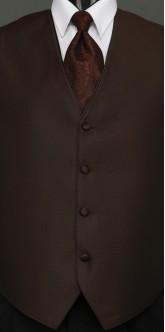 Chocolate Sterling, Paisley Tie