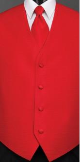 Ferrari Red Sterling, Solid Tie