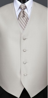 Bali Tan Sterling, Striped Tie