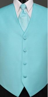 Rio Turquoise, Paisley Tie