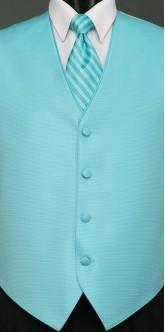Rio Turquoise, Striped Tie