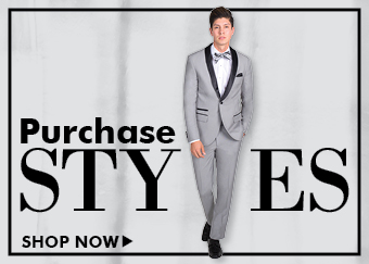 Suit and Tuxedo Styles to purchase from Friar Tux Shop