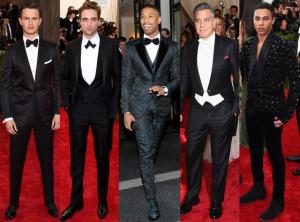 Best Dressed Men at the Met Gala