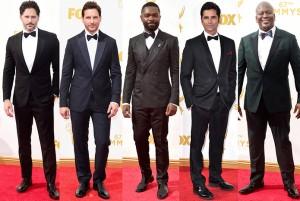 2015 Emmy Awards Red Carpet Best Dressed Men